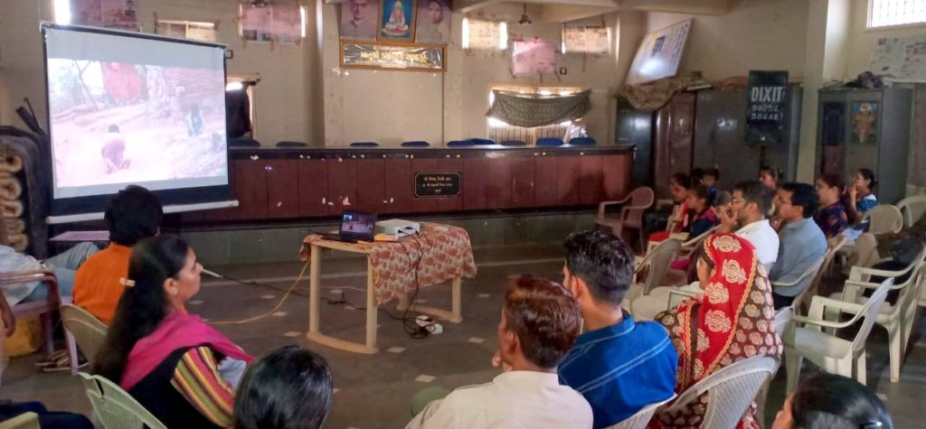 """""""ભુજની વાતો """"કેમેરા""""ની નજરે – ભુજમા યોજાયો ફિલ્મ સ્ક્રીનિંગ કાર્યક્રમ"""
