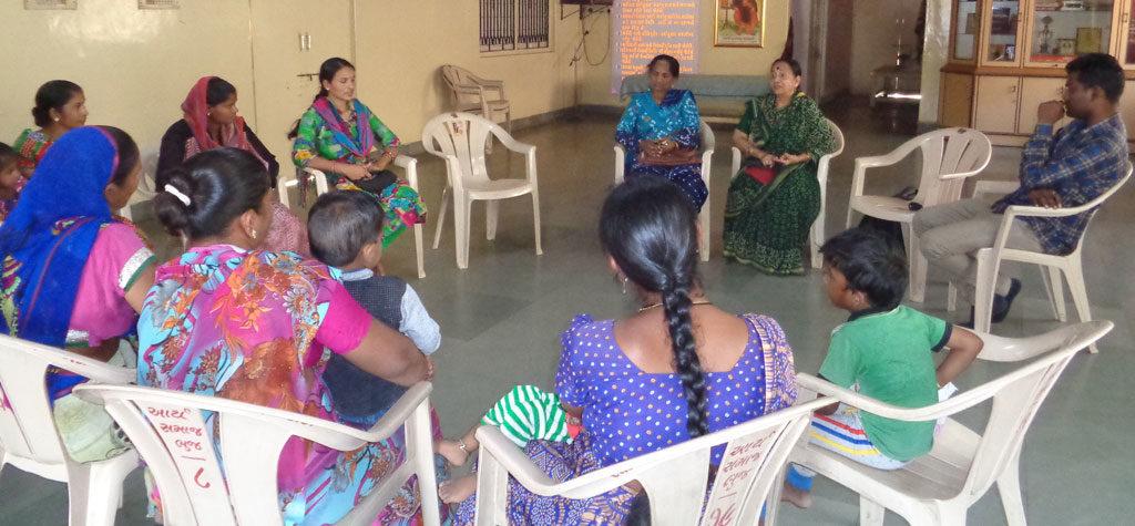 ભુજમાં પર્યાવરણીય હિમાયતી જુથ અને રામદેવનગર સ્વચ્છતા સમિતીની બેઠક મળી